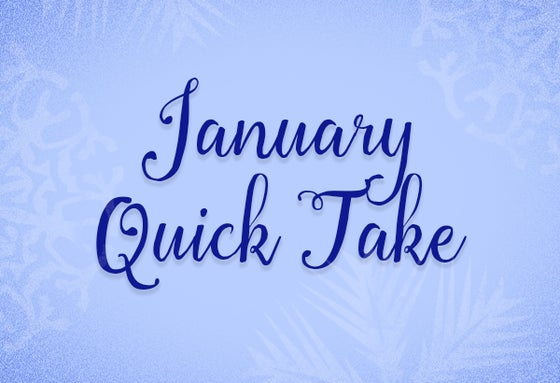 Image of January Quick Takes (Use most of our InStudio backgrounds, including Mechanic & Magic Kingdom)