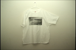 Image of Denim Card Short Sleeve