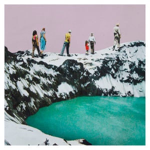 Image of Mountain Ridge 8x8 Limited Edition Print