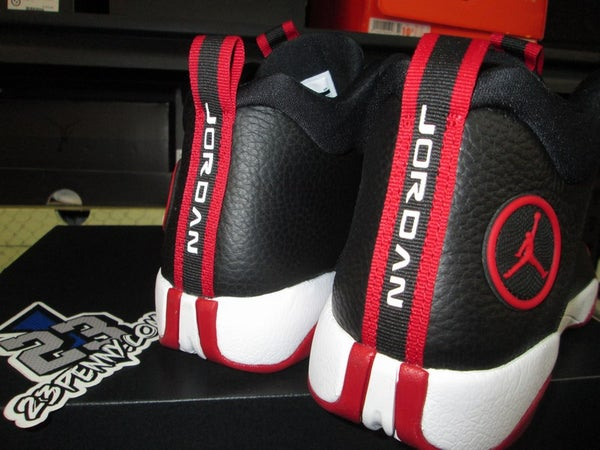 "Jumpman Pro Quick ""Blk/Gym Red"" - FAMPRICE.COM by 23PENNY"