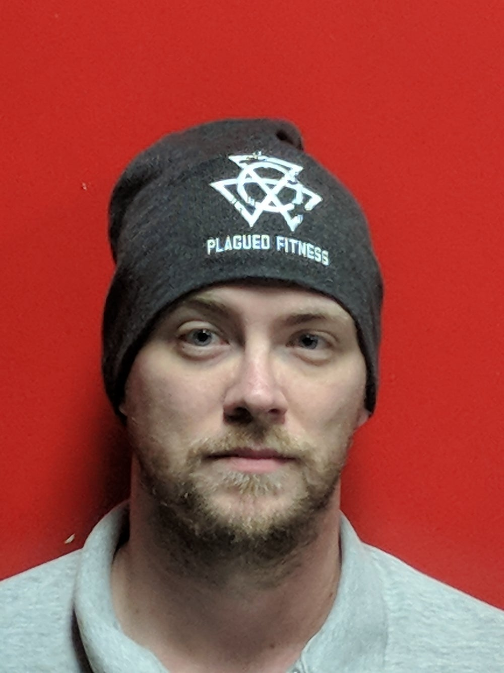 Image of Plagued Fitness Slouch Beanie