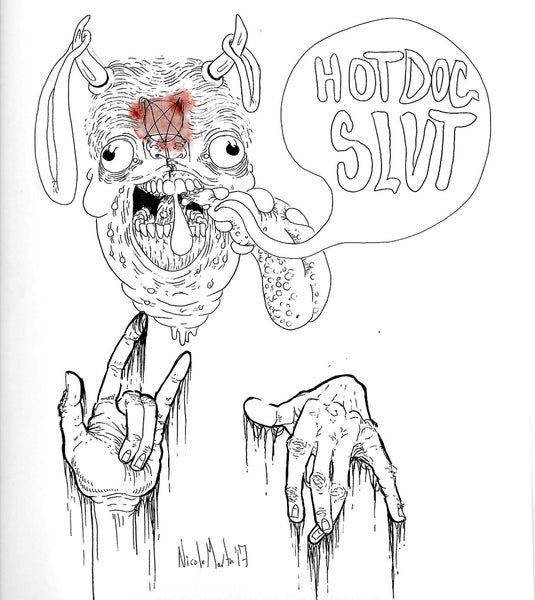 Image of Hotdog Sut- original