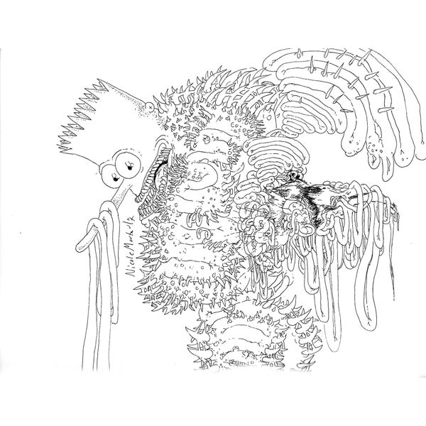 Image of Bart's Spiny Intestinal Acid Trip
