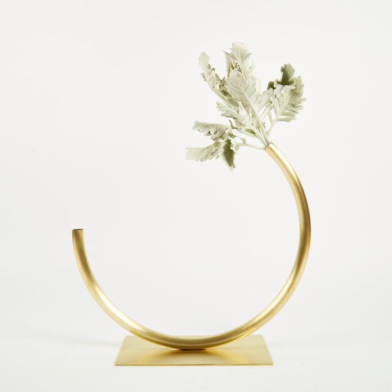 Image of Vase 505 - Edging Over Vase