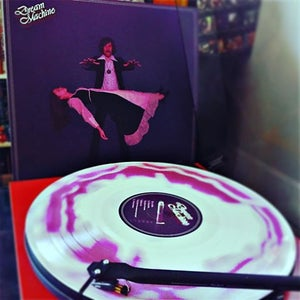 "Image of DREAM MACHINE ""THE ILLUSION"" COLOR VINYL LP"