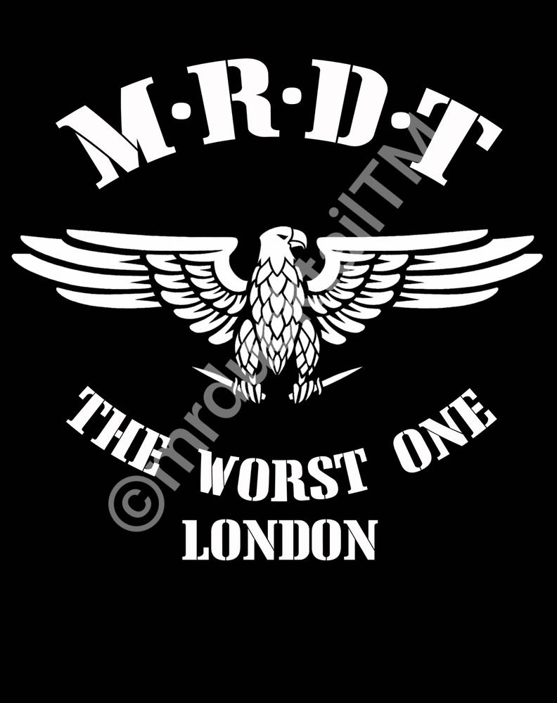 Image of M.R.D.T eagle