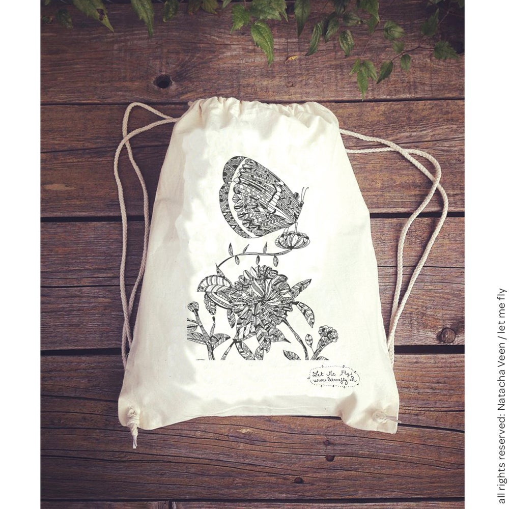 Image of Gym bag *Butterfly*