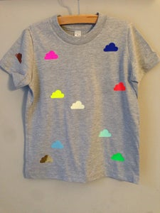 Image of T-Shirt cloud grey