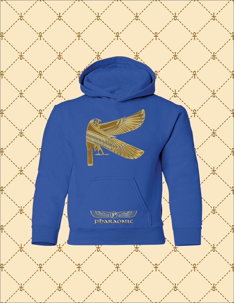 Image of Youth Gold Heru Hoodie