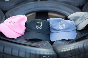 Image of unkutDOPE Distressed Dad Hat