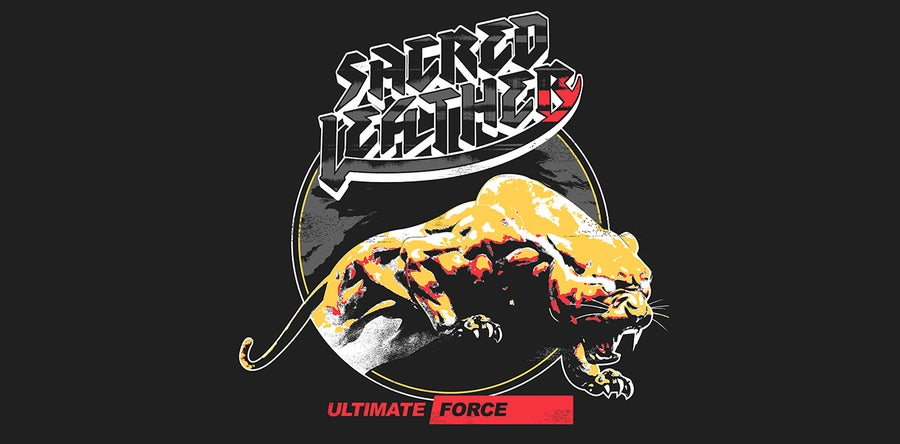 Image of *Pre-Order* Sacred Leather - Ultimate Force Shirt