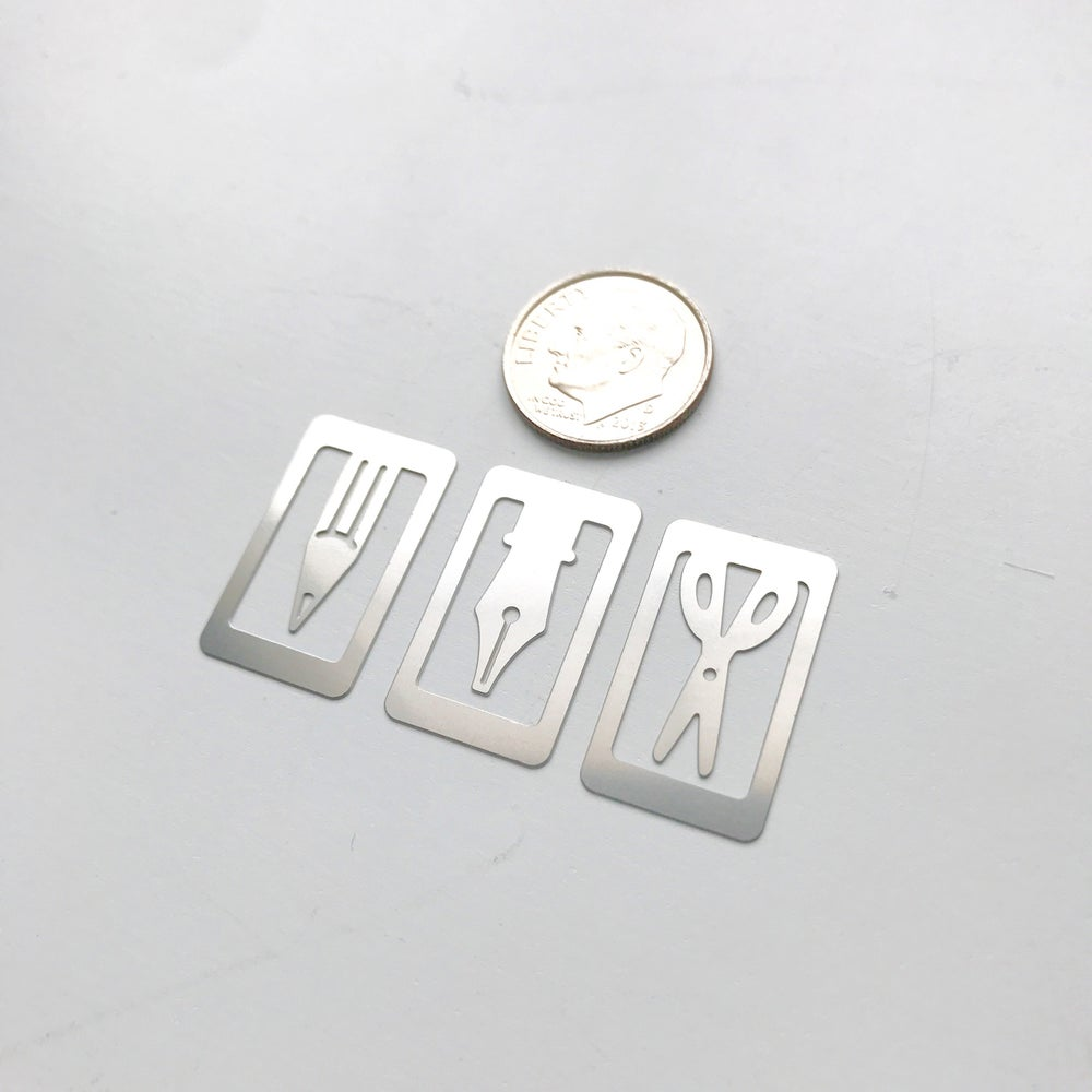 Image of Mini Marking Clips