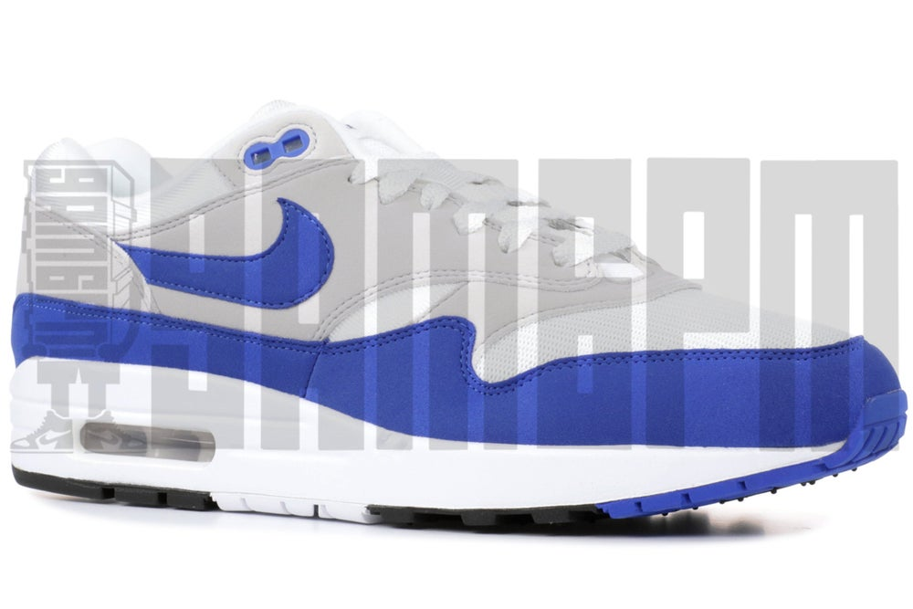 "Image of Nike AIR MAX 1 OG ""ANNIVERSARY"" BLUE"