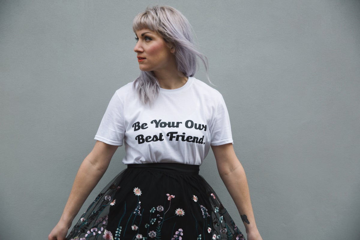 Image of Be Your Own Best Friend Tshirt