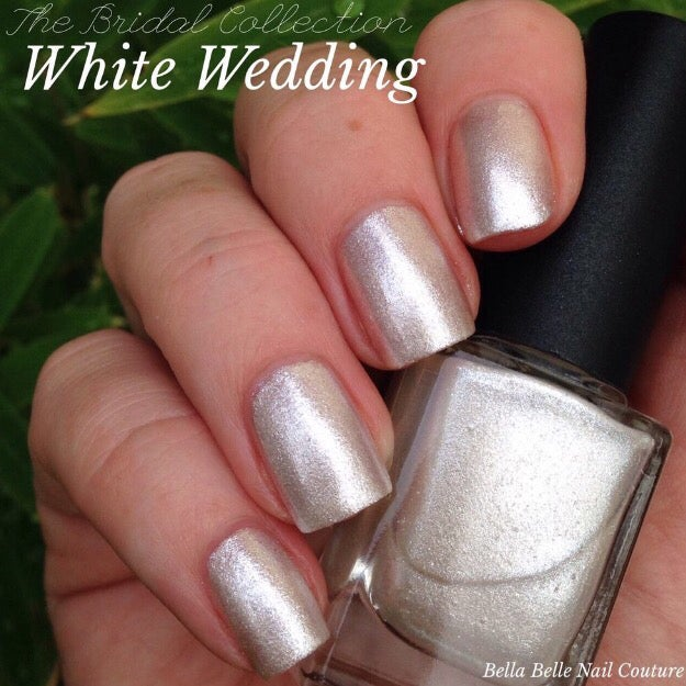 Image of WHITE WEDDING