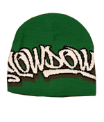 Image of Winter Logo Beanie Celtics Colorway