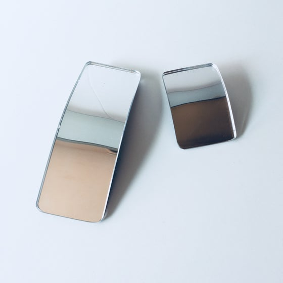 Image of Mirror Mirror Earrings