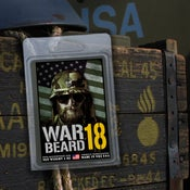 Image of War Beard 2018 Limited Edition Fight Soap Bar