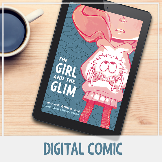 Image of Girl and the Glim: Book 1 (Digital Download)