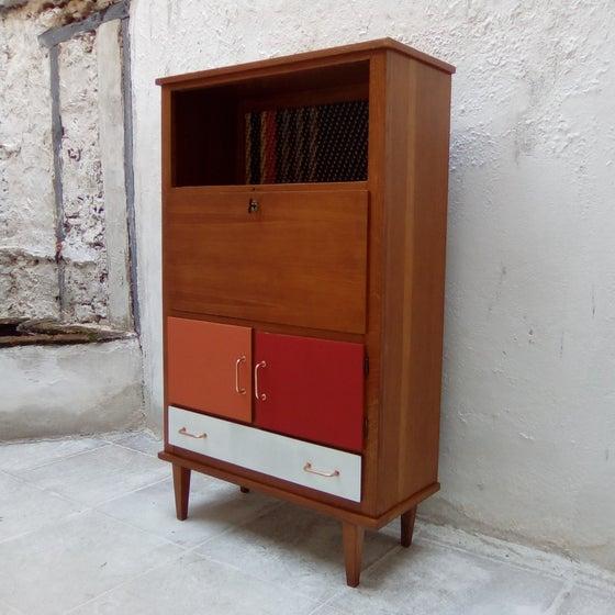 Image of Petit secrétaire colors