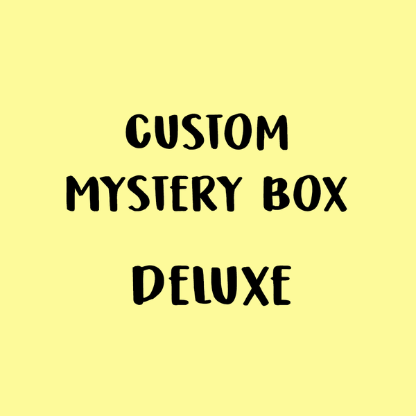 Image of Custom Mystery Box - Deluxe