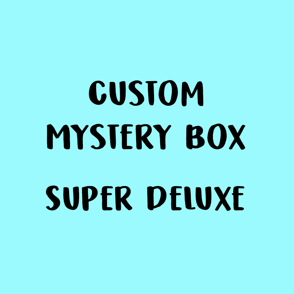 Image of Custom Mystery Box - Super Deluxe