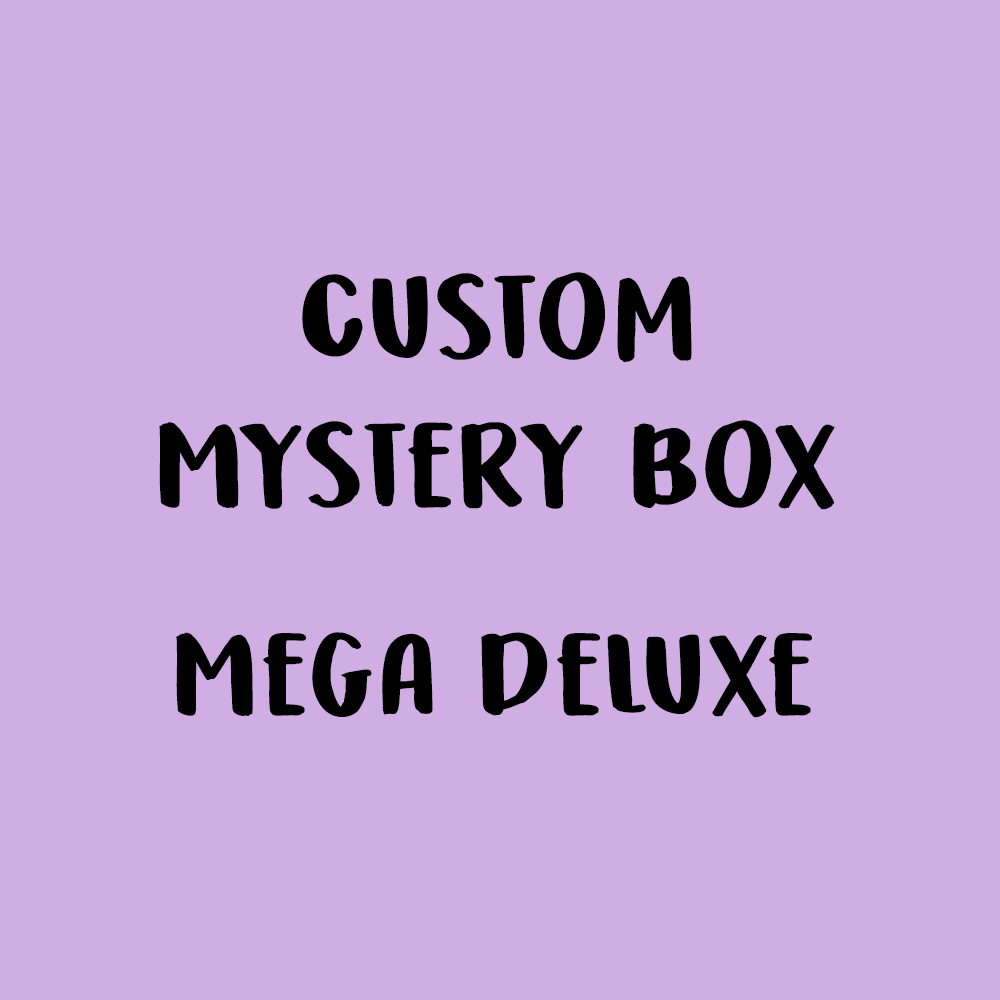 Image of Custom Mystery Box - Mega Deluxe