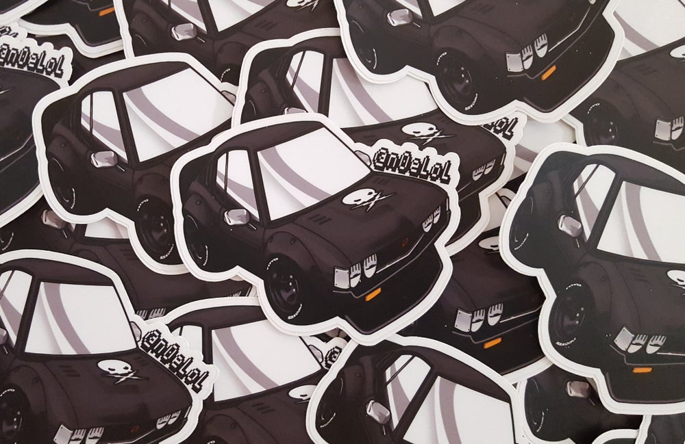 Image of Chibi Project Fury Sticker