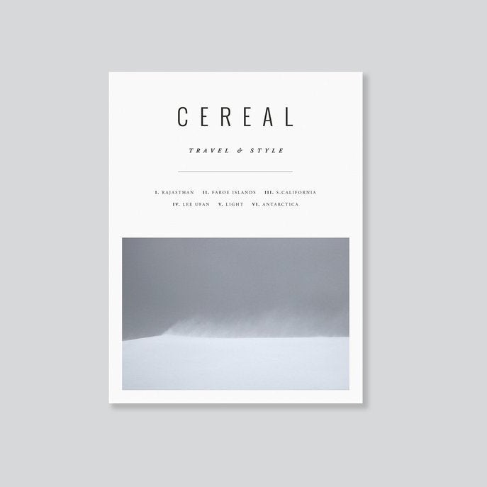 Image of CEREAL volume 12