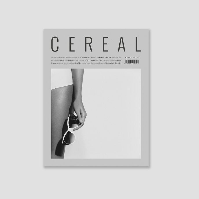 Image of CEREAL volume 13