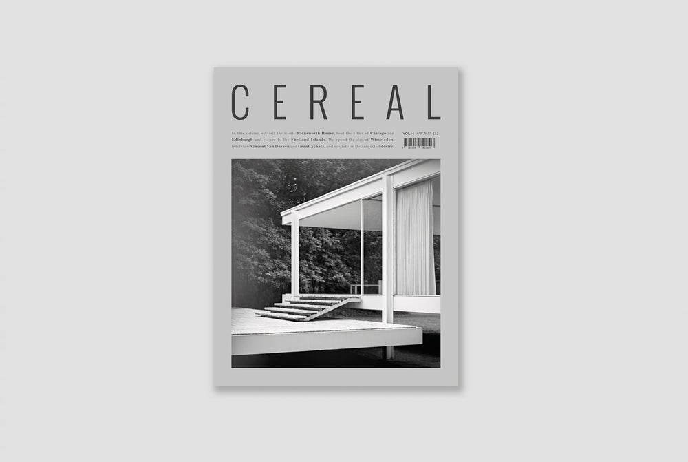 Image of CEREAL volume 14