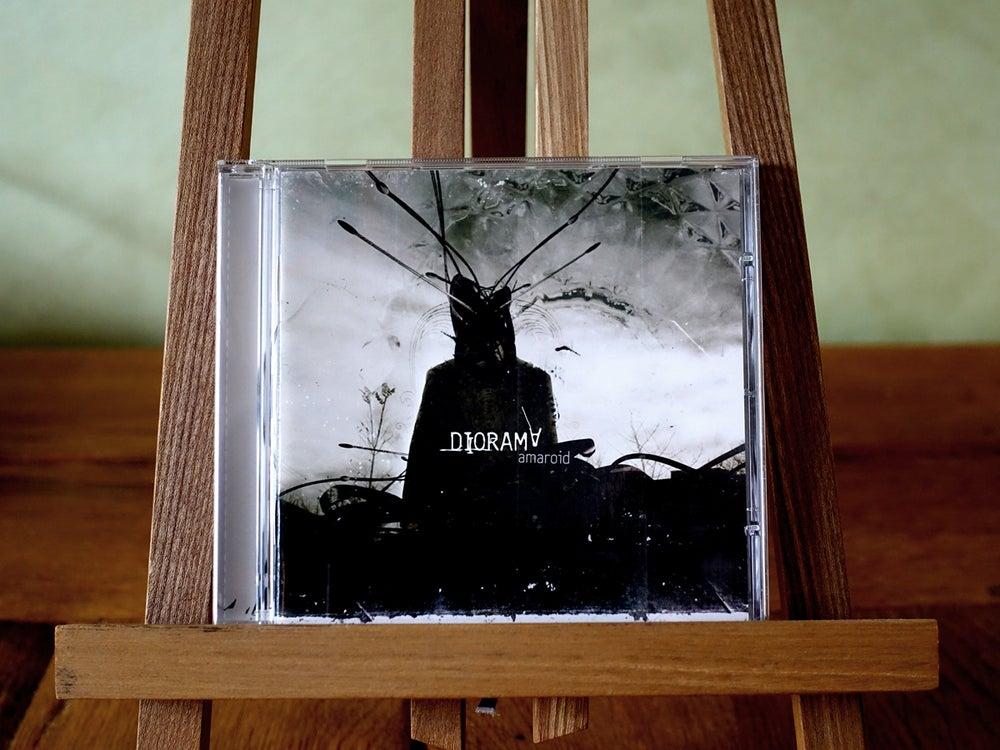Image of album cd   amaroid