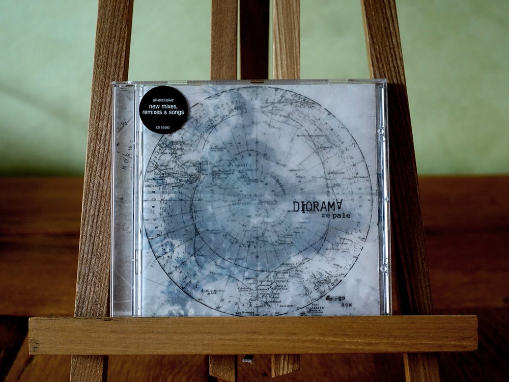 Image of album cd   repale