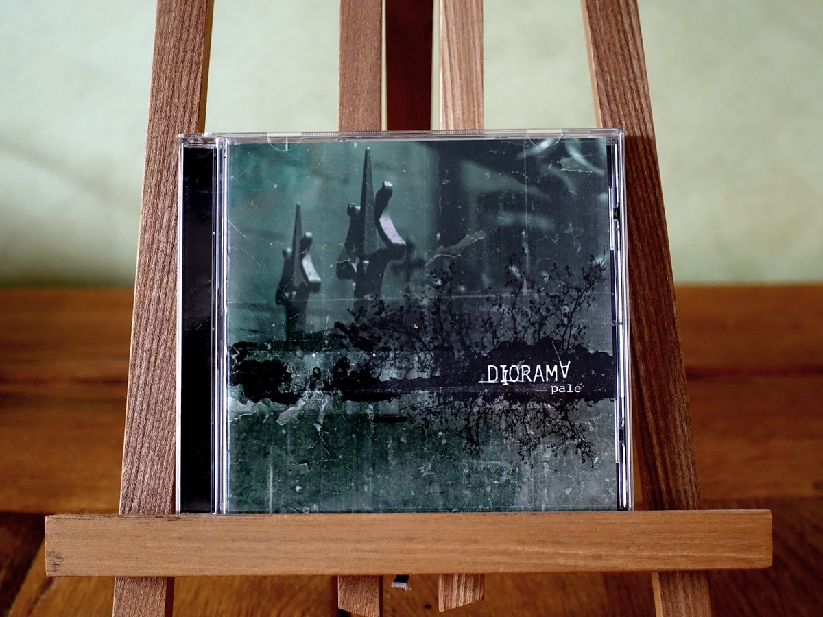 Image of album cd | pale (re-release)
