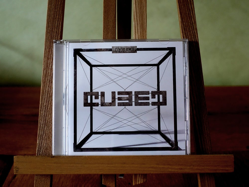 Image of album cd | cubed (white edition)