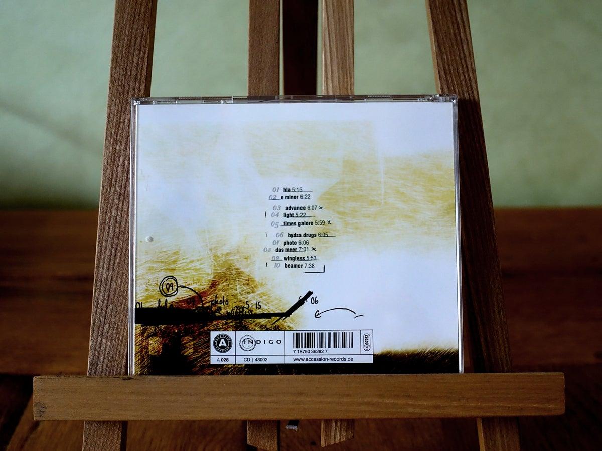 Image of album cd   her liquid arms
