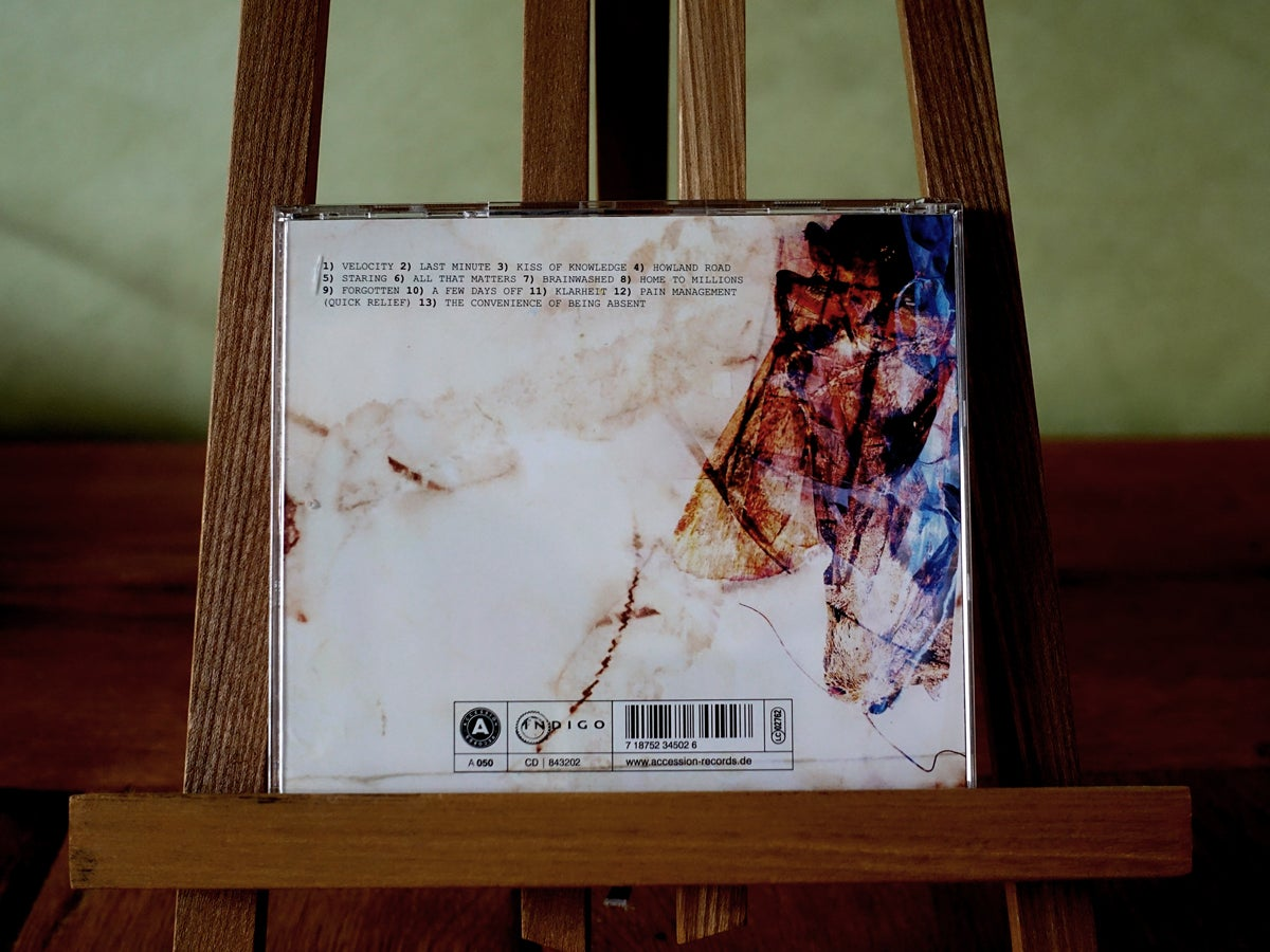 Image of album cd | the art of creating confusing spirits