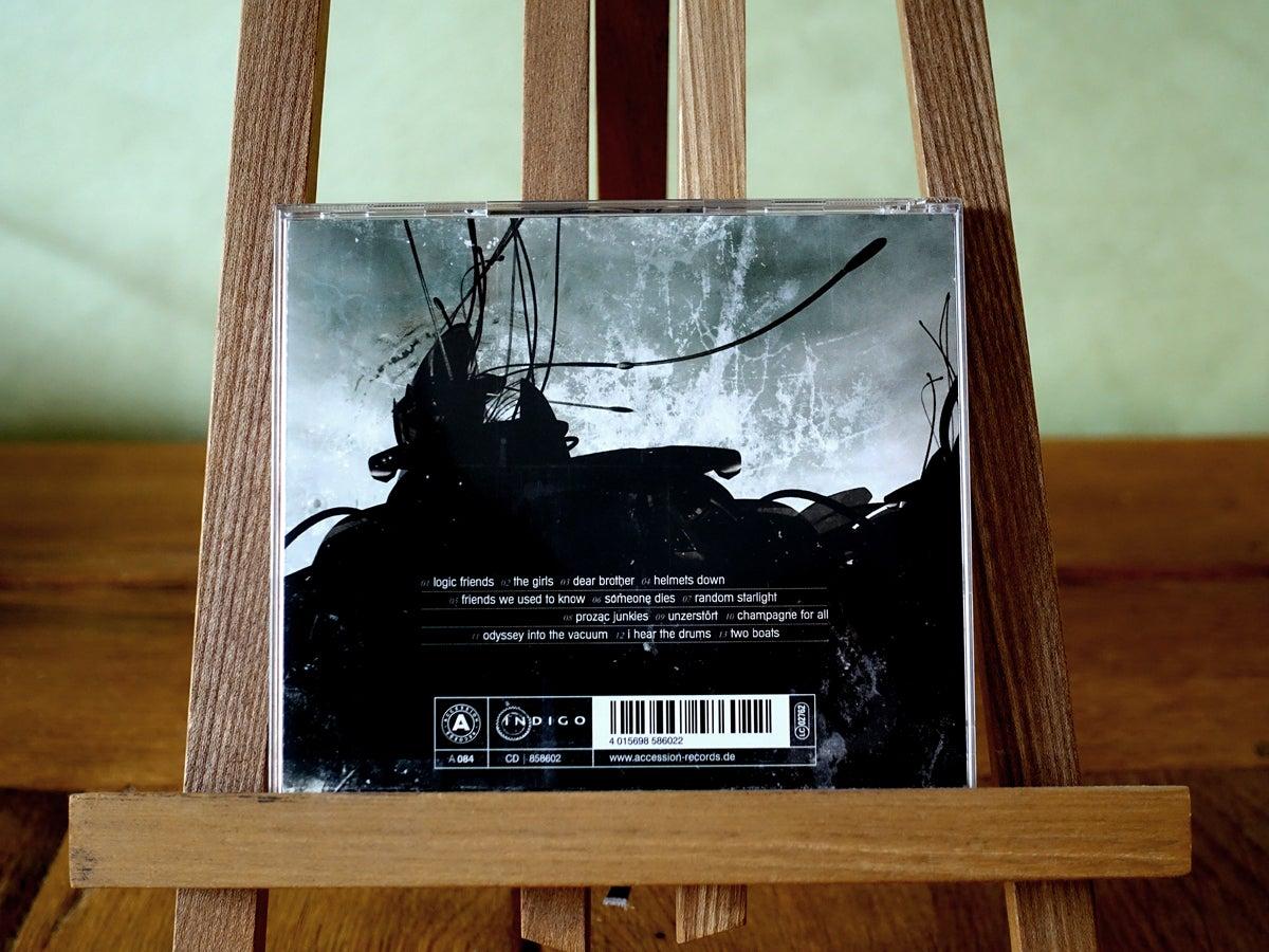 Image of album cd | amaroid