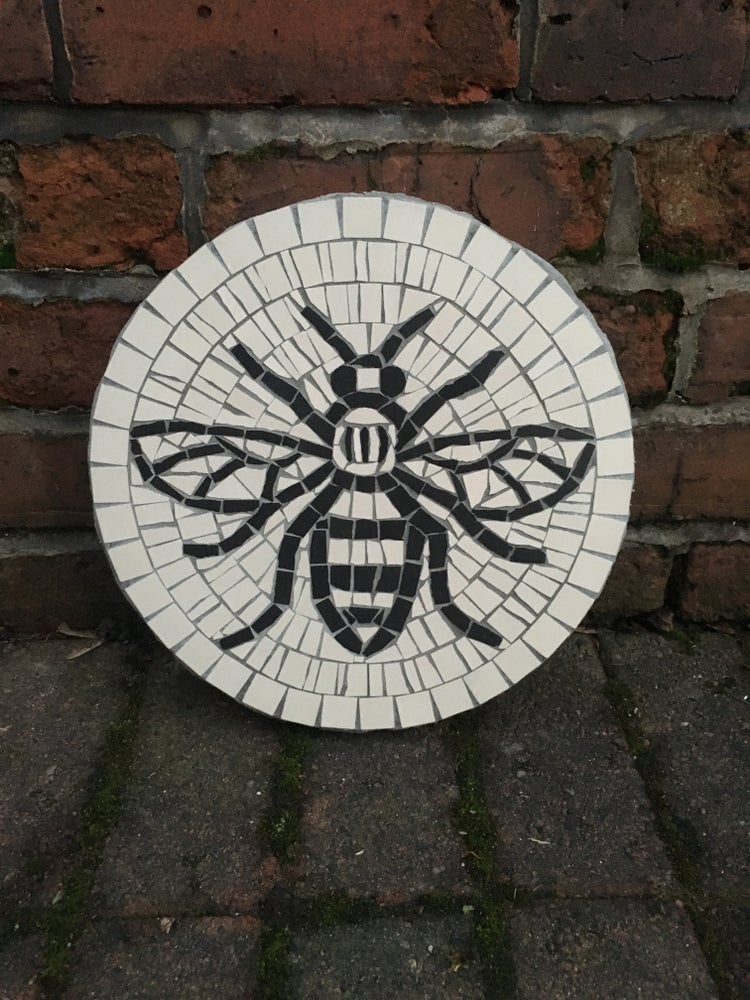 Image of WORKER BEE Stepping Stone