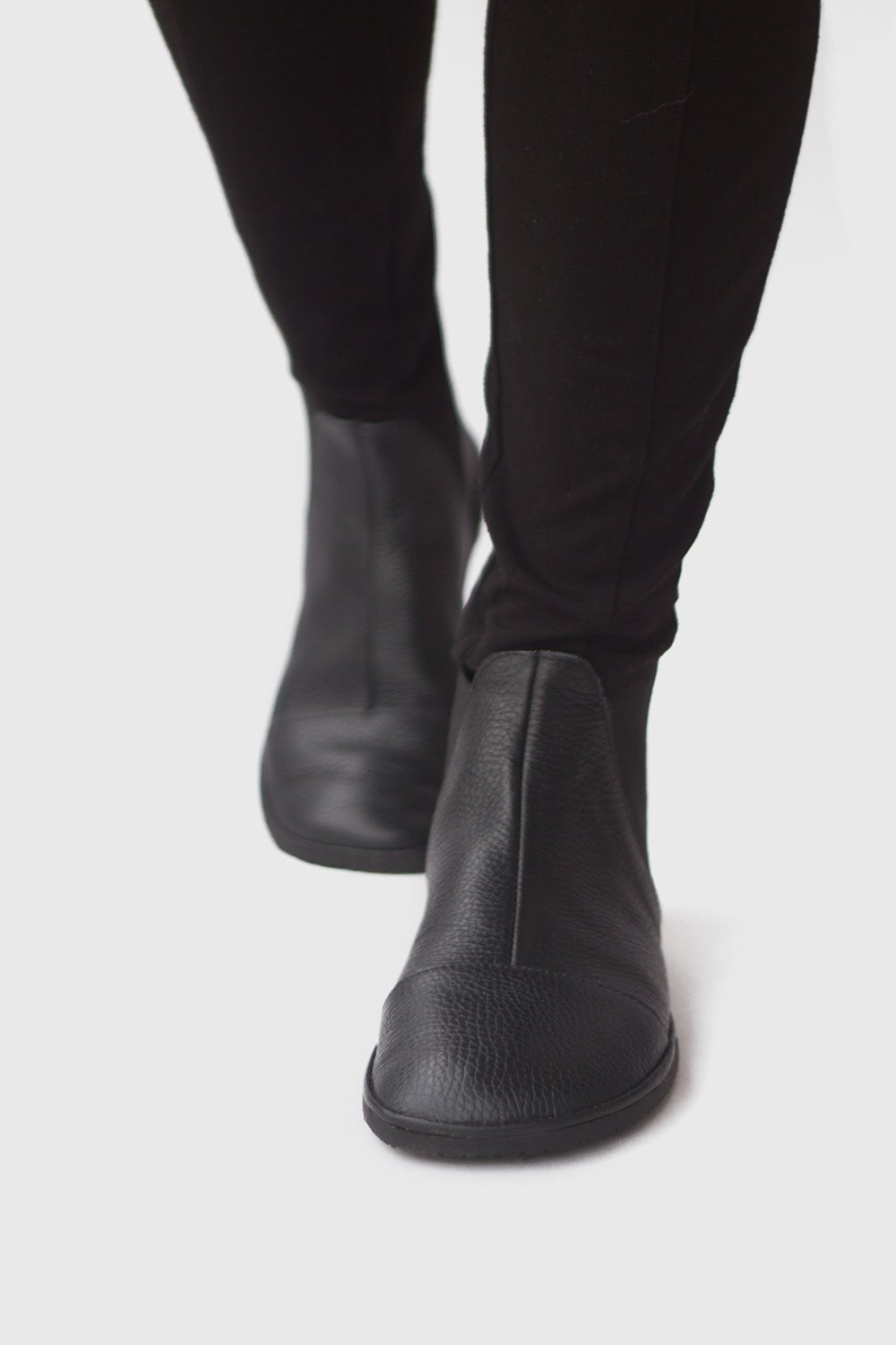 The Drifter Leather Handmade Shoes Chelsea Boots In