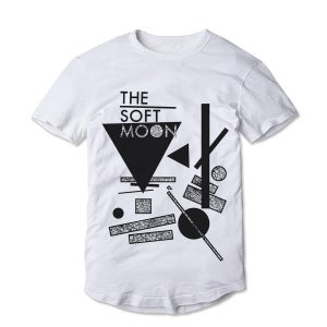 "Image of ""NEW SUPREMATISM"" White T-shirt *PRE-ORDER*"