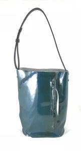 Image of bucket tote (algea blue)