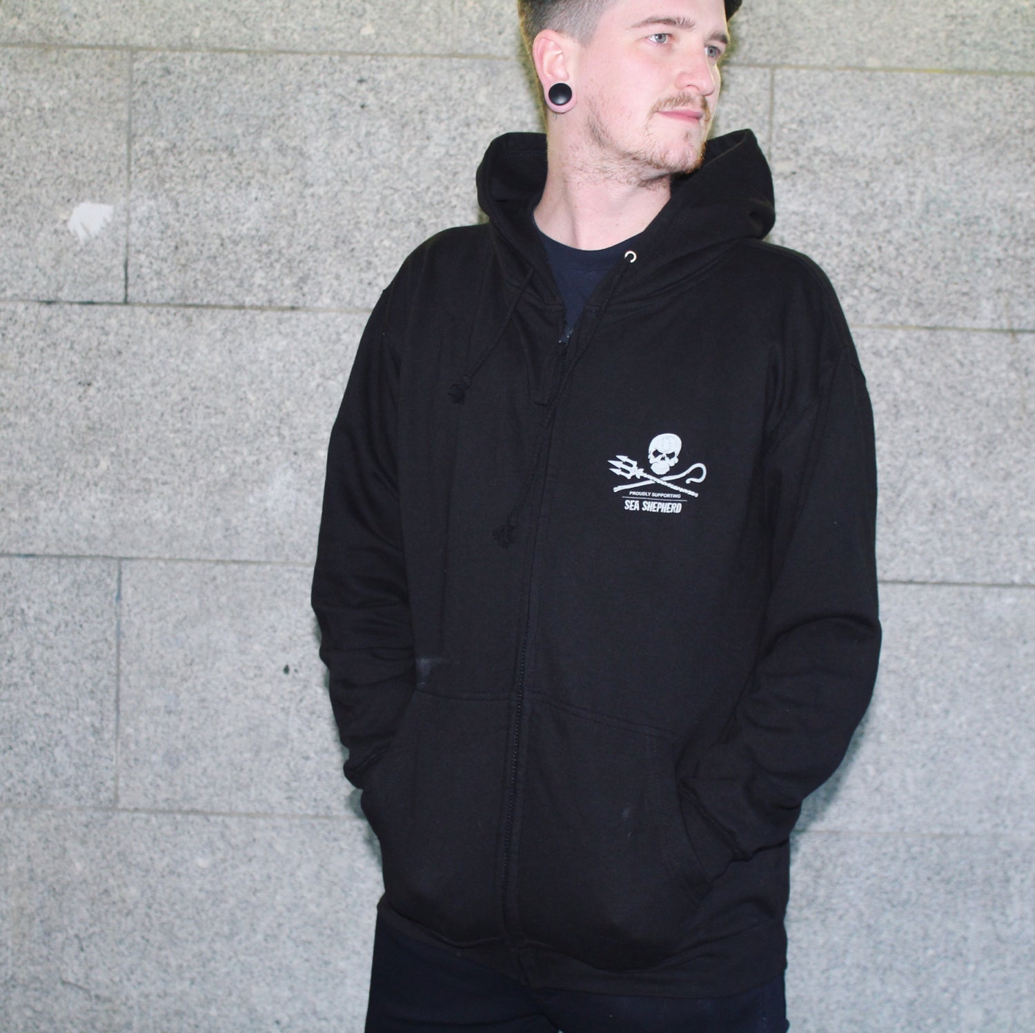 Image of Whale Hoodie