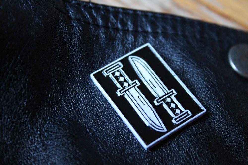 Image of Daggers pin