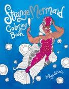 Image of Strange Mermaid Coloring Book