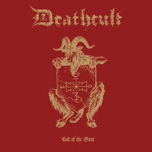 Image of DEATHCULT «Cult of the Goat» (CD)
