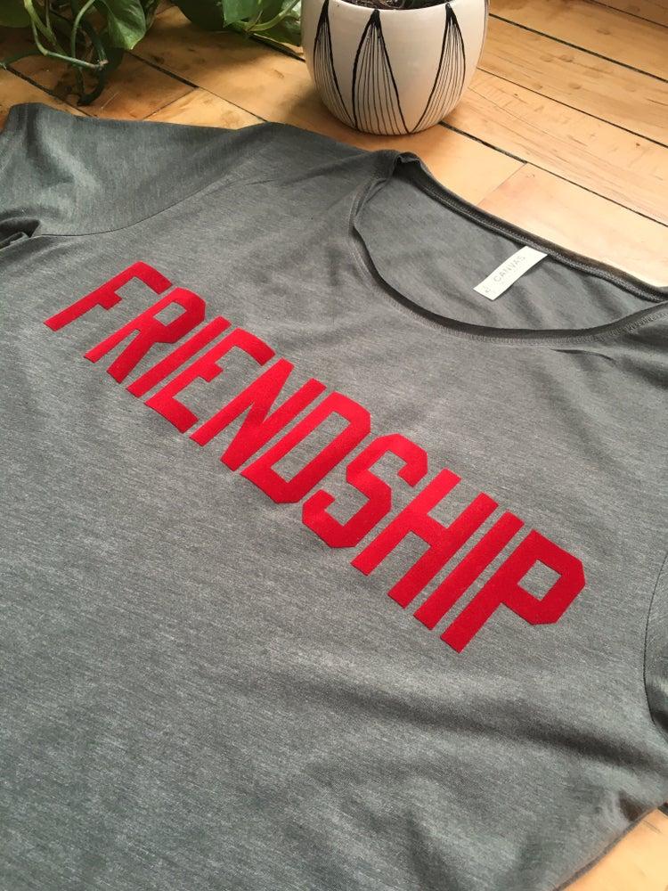 Image of FRIENDSHIP Tee - Unisex