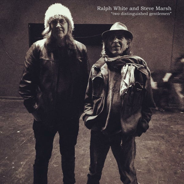 """Image of Ralph White and Steve Marsh """"Two Distinguished Gentlemen"""""""