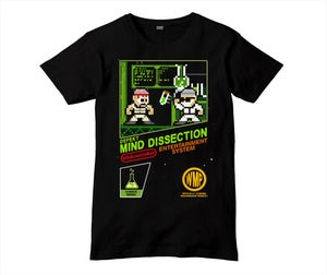 "Image of Mind Dissection ""8-Bit"" T-Shirt"