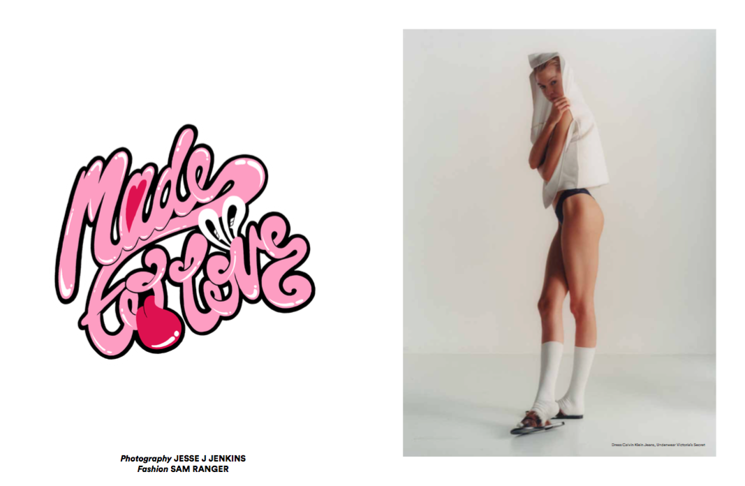 Image of EXIT MAGAZINE ISSUE 34 (STELLA MAXWELL COVER) 5 Copies Remaining